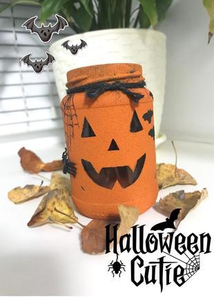1=2*🌿 свічка на хеловін🎃 хеллоуин helloween