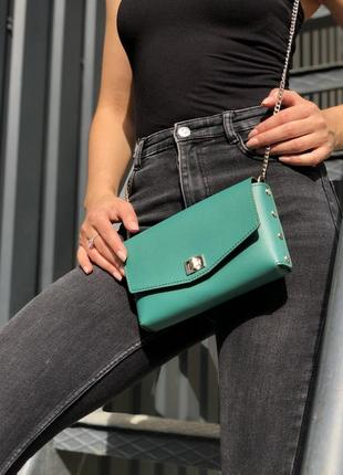 Мини сумочка, сумка на ланцюжку
