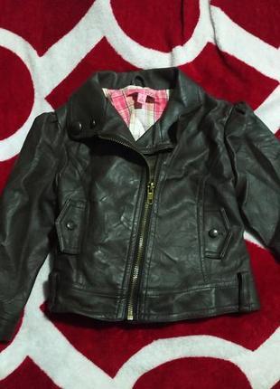 Куртка кожа lisa rose