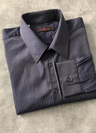 Рубашка мужская pierre cardin