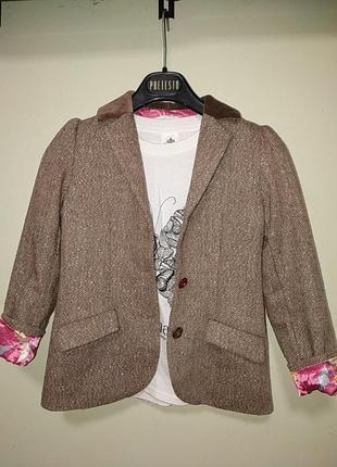 Ультрамодный жакет.пиджак.