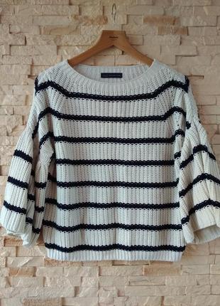 Шикарный красивый свитер! р. 44-46