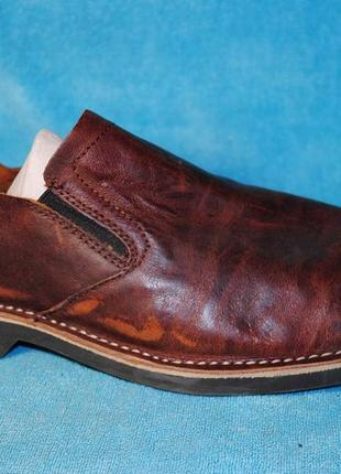 Туфли кожа sperry top-sider 46 размер