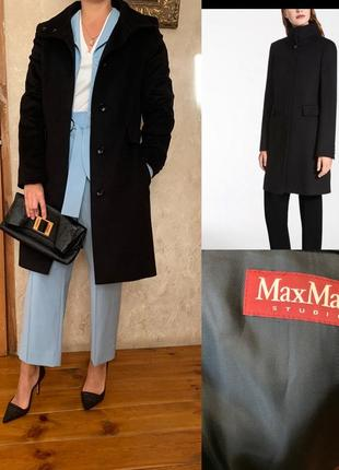 Maxmara studio оригинал пальто