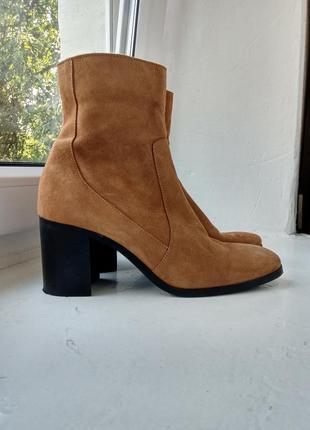 Ботинки zara, размер 41
