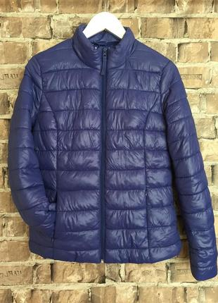 Демі курточка на сінтепоні chicoree, гарного синього, розмір м