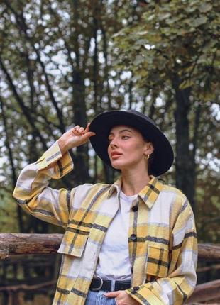 Рубашка женская шерсть