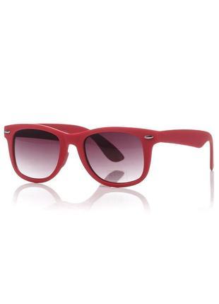 Модные летние очки c&a цветная оправа