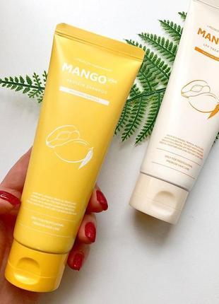 🥭pedison набор для волос   mango rich 100 мл+100 мл