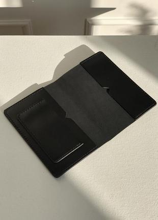 Акция последняя штука!!!обкладинка на паспорт зі шкіри, hand made, обложка на паспорт