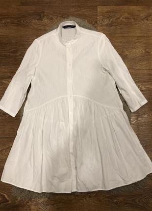Шикарная блуза туника zara