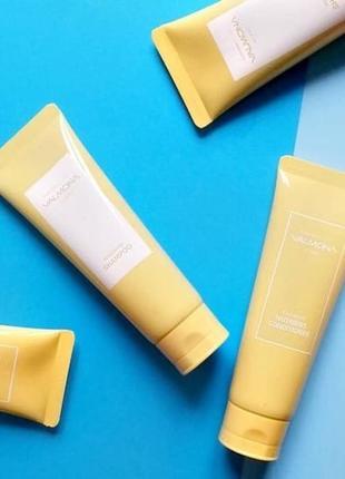 💛valmona набор для волос питание nourishing solution yolk-mayo 100 мл+100 мл