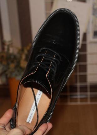 Кожаные туфли лоферы &other stories