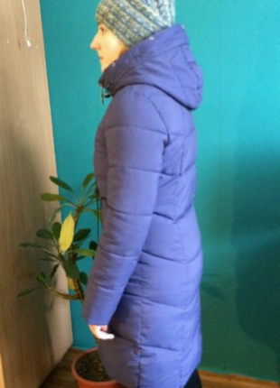 Пальто куртка зимняя очень теплая
