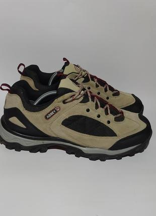 Abbey оригинал замш трекинговые кроссовки ботинки для походов или повседневности размер 46