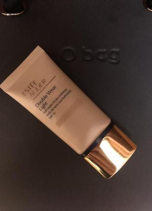 Estee lauder double wear light soft matte hydra makeup spf 10 тональный крем