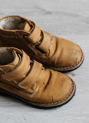 Зимові черевички rain step