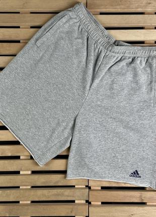 Очень красивые крутые мужские шорты adidas размер xl