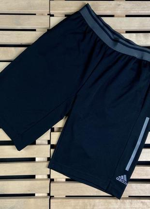 Очень красивые крутые мужские спортивные шорты adidas размер s