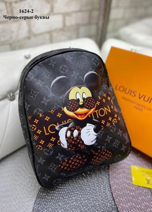 Крутой рюкзак микки-маус