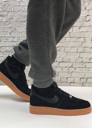 Nike air force 1 low на меху