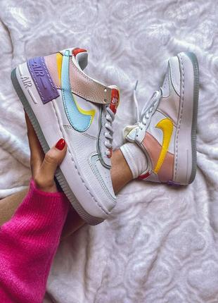 Кроссовки air force 1 shadow colors