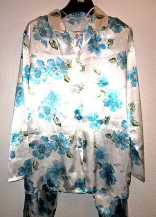 Шелковая пижама c&a