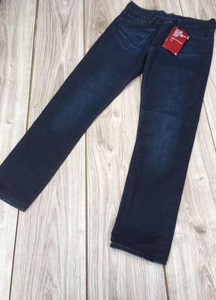 Стильные актуальные джинсы levis штаны levi's брюки тренд
