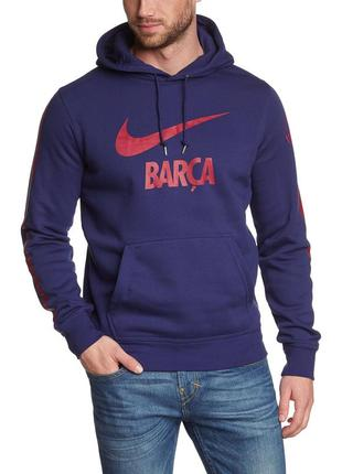 Худи свежие коллекции nike ® club fc barcelona core hoody