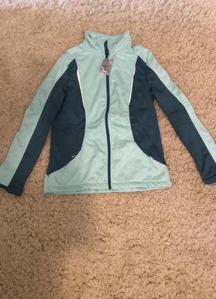 Спортивна курточка куртка ветровка вітровка crivit