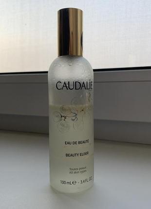 Cauldalie эликсир красоты eau de beaute elixir