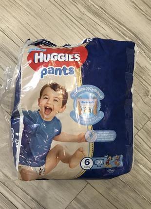 Продам трусики памперс huggies pants