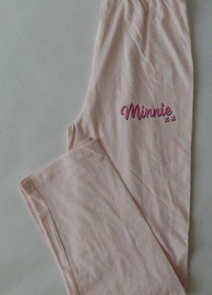 Пижамные штаны тонкие primark англия 9-10 лет, 11-12 лет