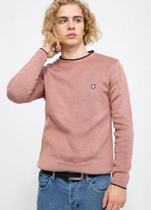 Модный шерстяной свитер в разных расцветках