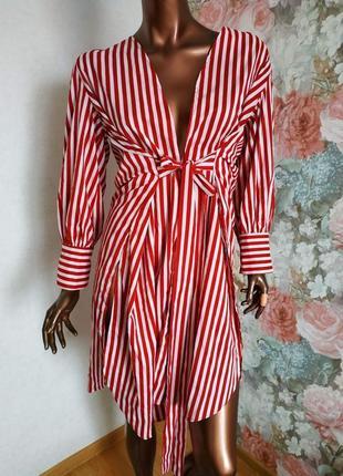 Платье рубашка /накидка
