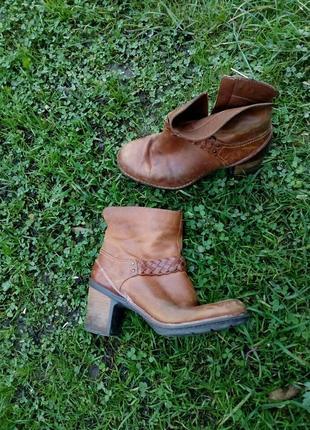 6 кларкс ботинки