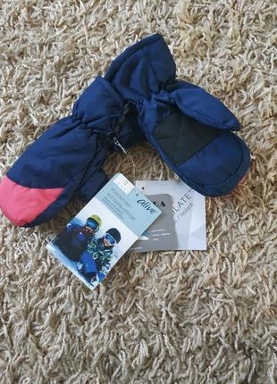 Лыжные рукавички