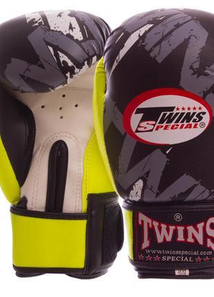 Боксерские перчатки twins 4,6,8,10,12 унций !