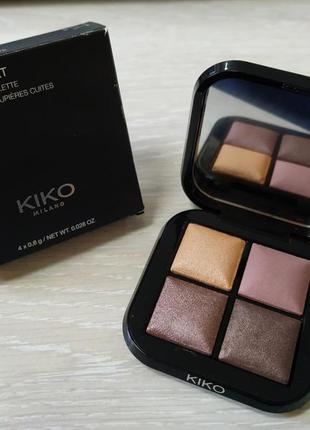 Тіні для очей kiko тени для глаз