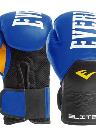 Перчатки боксерские everlast 10,12 унций !