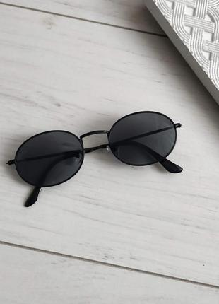 Очки солнцезащитные овалы