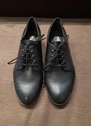 Туфлі лофери від tamaris