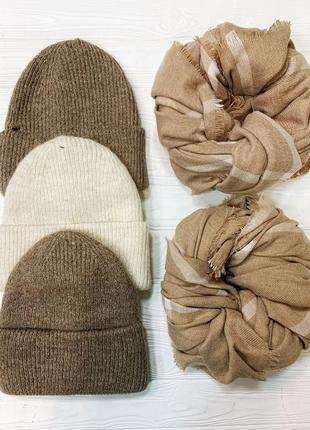 Жіноча шапка zara
