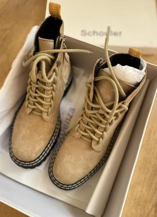 Новые женские ботинки. женские ботинки 38. ботинки проенза 38