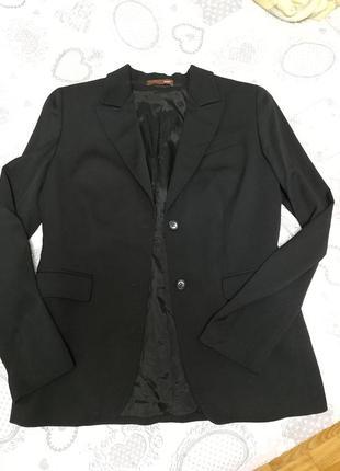 Пиджак bally шерсть