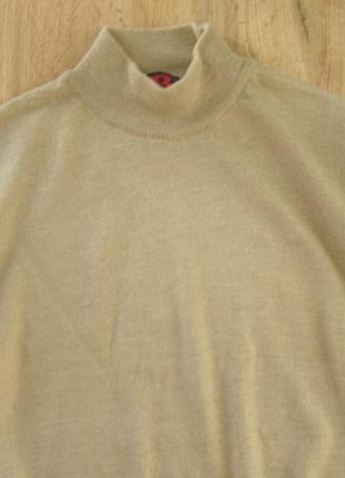 Bueckle мужской гольф 100 мериносовая шерсть 50-размер.