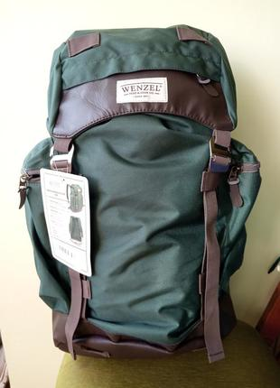 Рюкзак wenzel boulderdasche 33 л. винтажный, ретро, походный