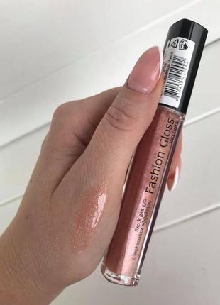 Блеск для губ с зеркальным эффектом relouis fashion gloss