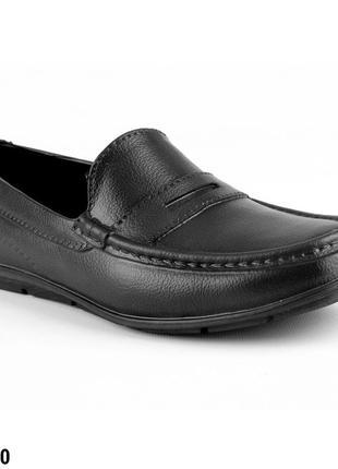 Мокасины мужские, литые, р. 40 - 44, обувь медицинская, 315000