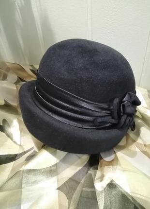 Шляпа, шляпка фетровая, капелюх